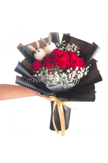 Flower Hand Bouquet 28