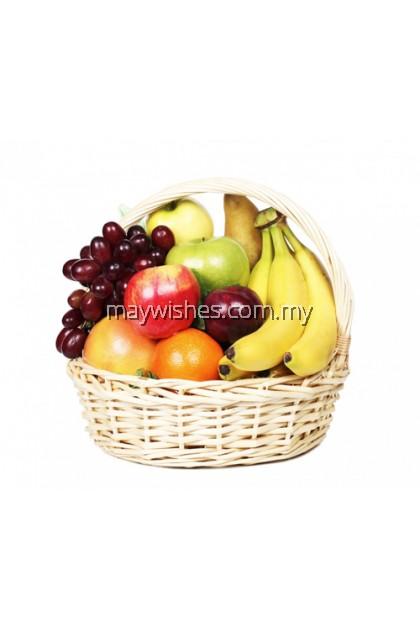 F15 Fruit & Flower Basket