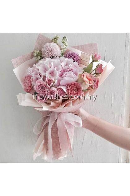 Hydrangea Bouquet 04