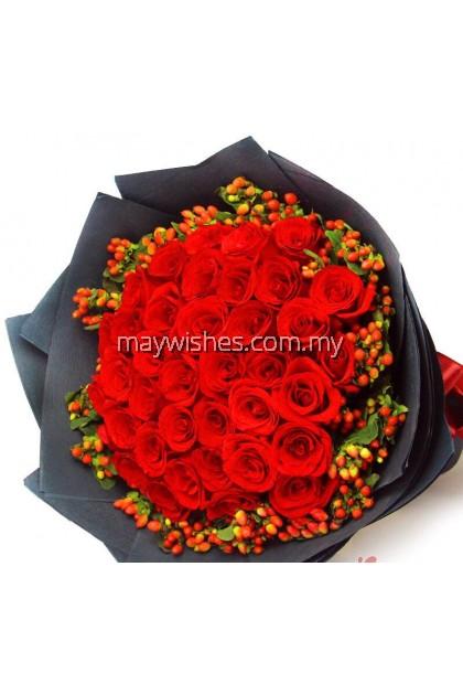 Flower Hand Bouquet 58