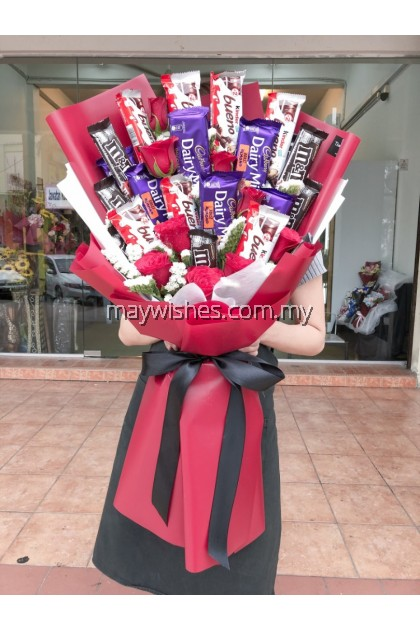 Chocolate Bouquet 19
