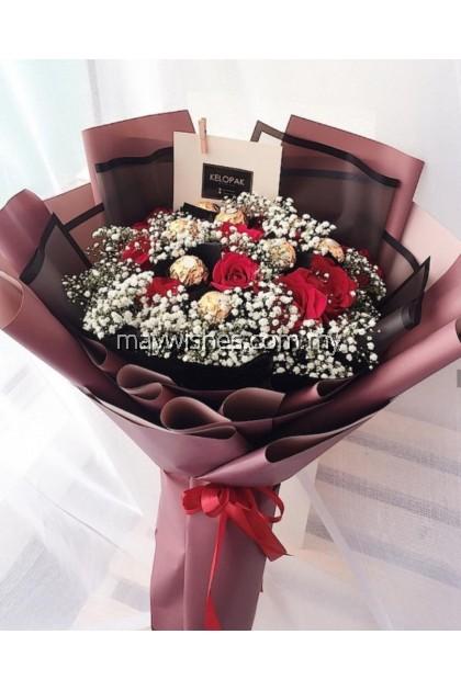 Chocolate Bouquet 20
