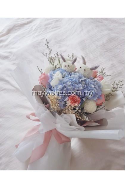 Hydrangea Bouquet 10