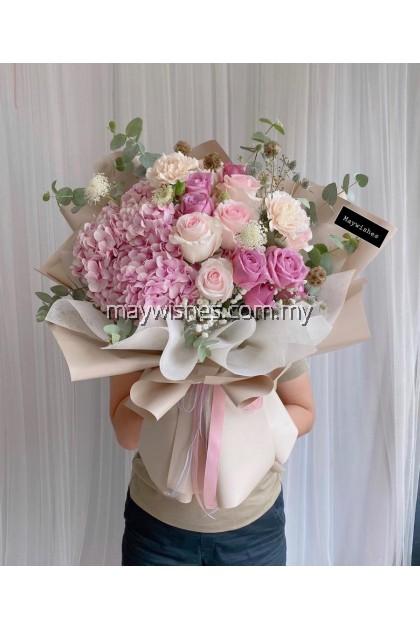 Hydrangea Bouquet 11